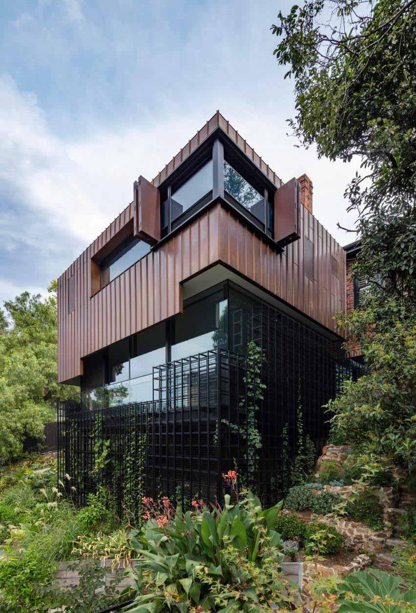 South Yarra House – похож на домик на дереве