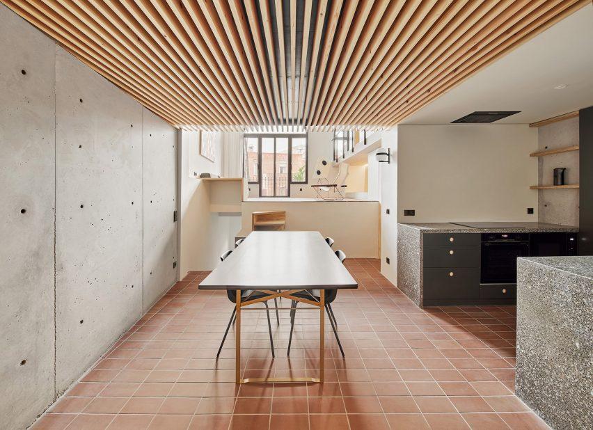 Дом Юрикаго в Барселоне от Mas-aqui