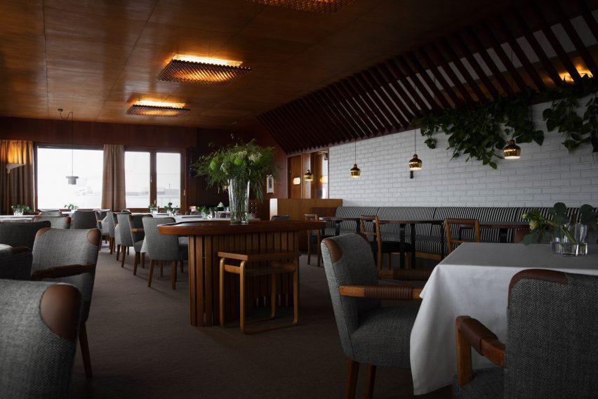 Ресторан Savoy от Aino и Alvar Aalto в Хельсинки восстановлен через 80 лет