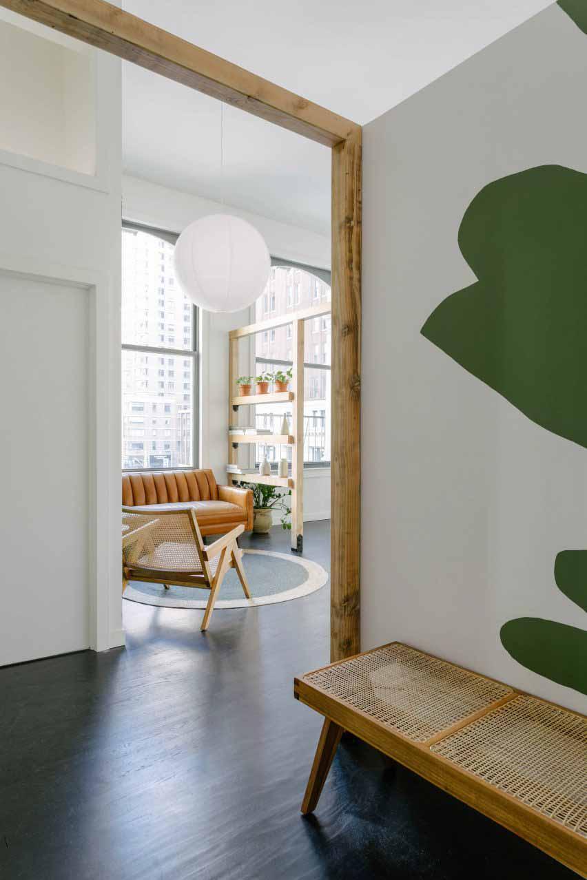 Нью-йоркская парикмахерская Hawthorne Studio предназначена для социального дистанцирования