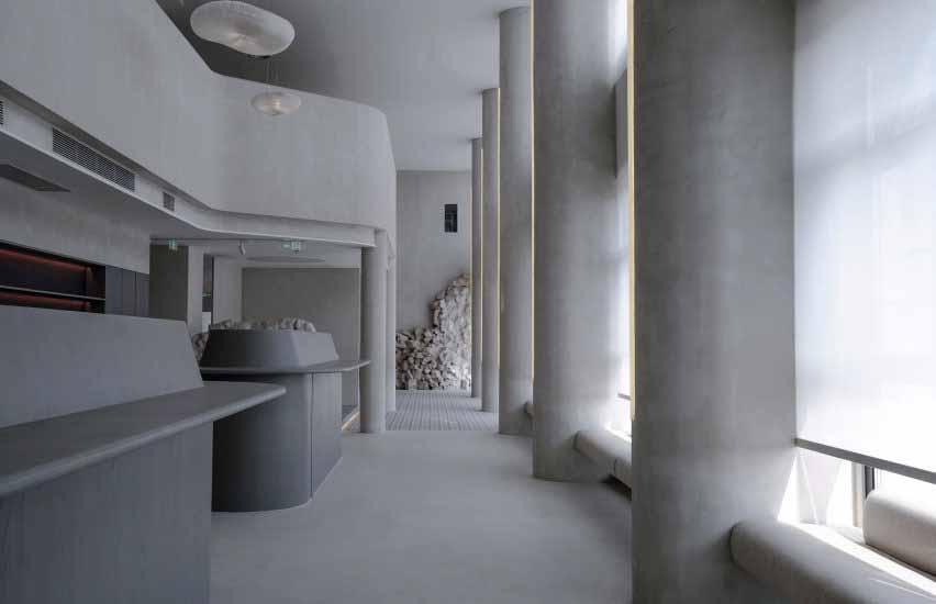 Офис Fnji в Пекине от Tra & Xi Studio