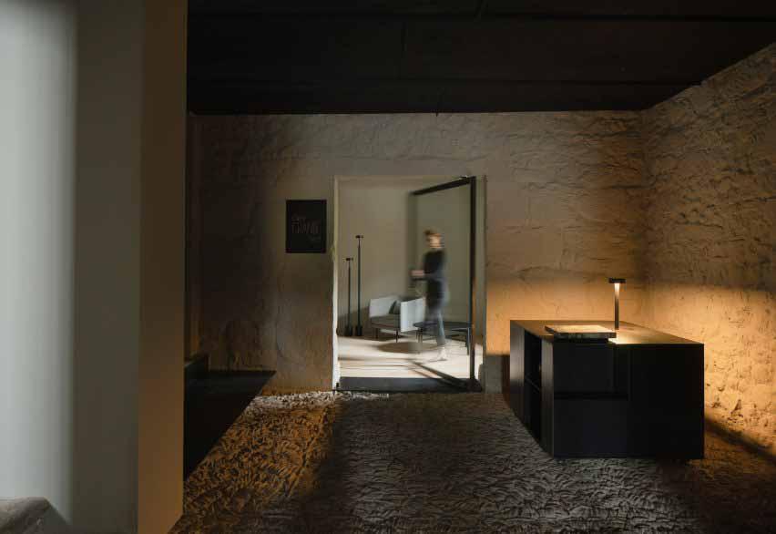 Отель Casa Grande в Испании занимает каменную усадьбу 18-го века