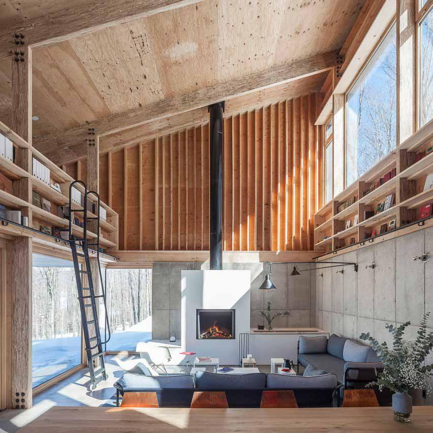 Пять нью-йоркских домов архитекторы построили для себя