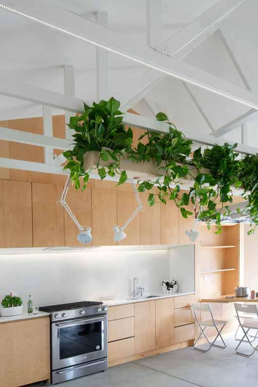 Переоборудование гаража в Сан-Диего / Losada Garcia Architects + Prismatica + ModernGrannyFlat © Rachel Pangi