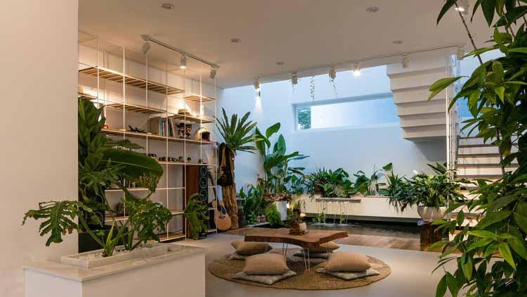 Q House / Концепция Q © Quang Dam