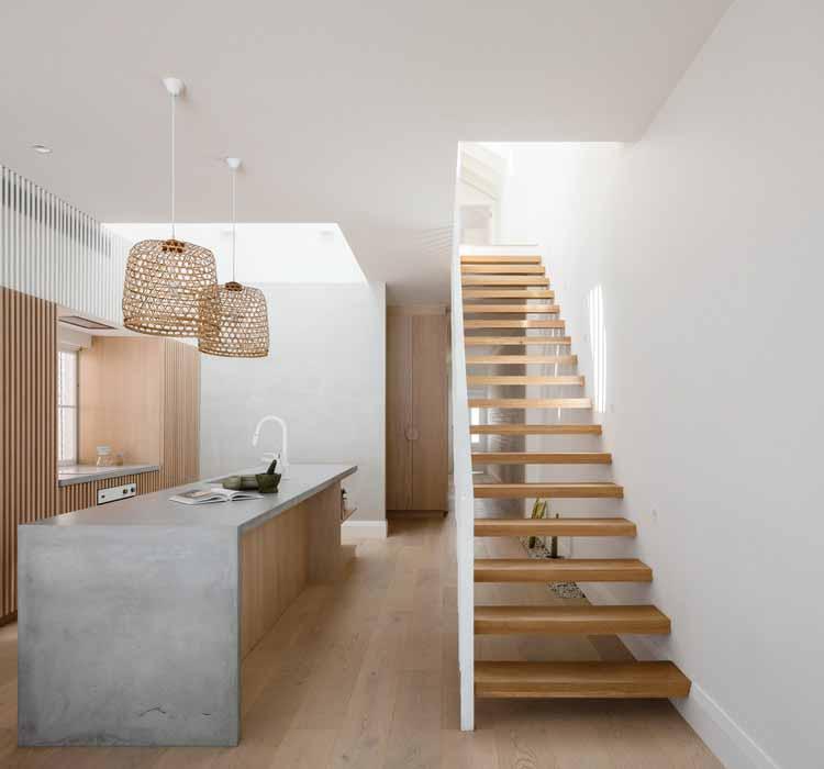 Дом Норт Бонди / Архитектура Джеймса Гарвана © Katherine Lu