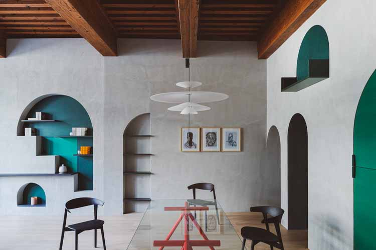 Квартира XVII / Студия архитектуры Разави © Simone Bossi