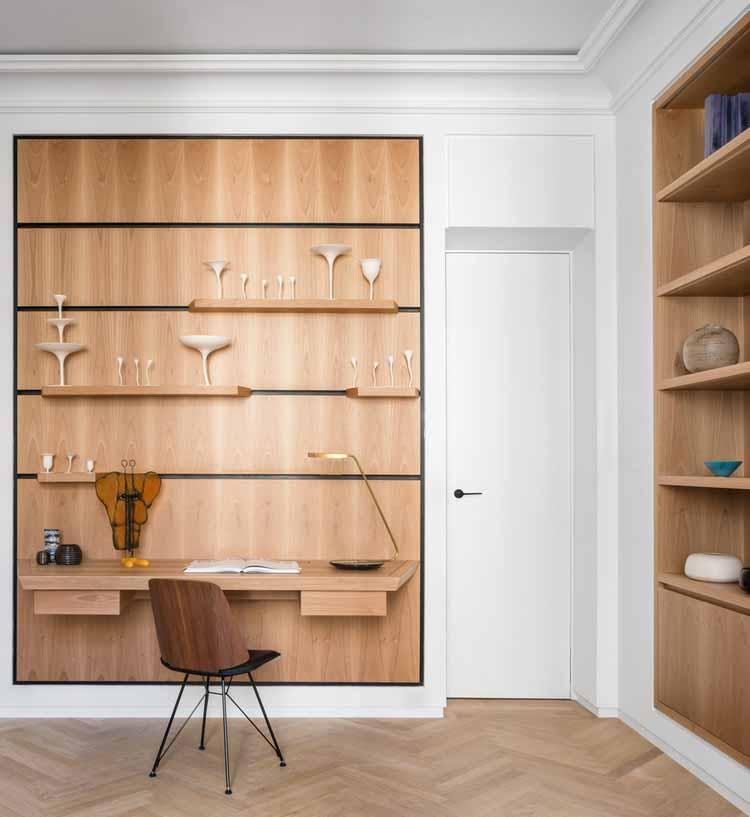 Квартира XVI / Студия архитектуры Разави © Simone Bossi