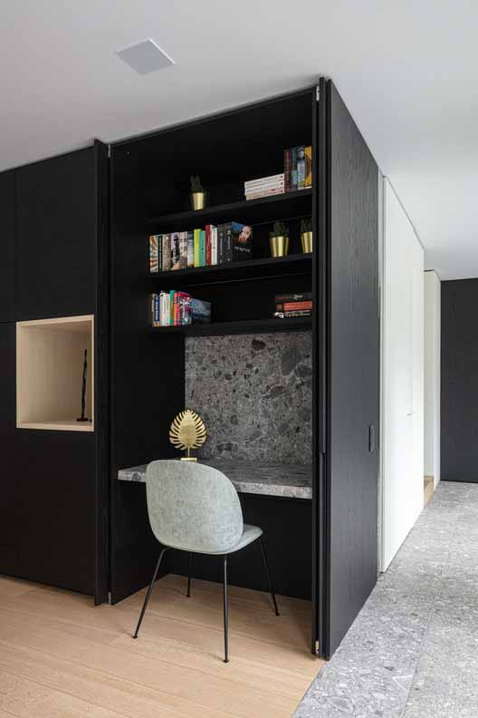 Резиденция WULF / CAS architecten © Тим Ван де Велде