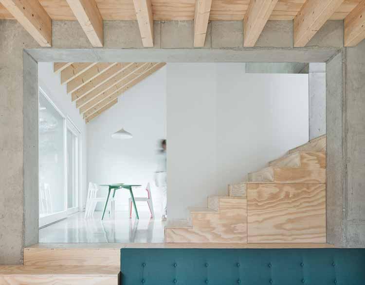 Haus D / Yonder - Architektur und Design © Brigida González
