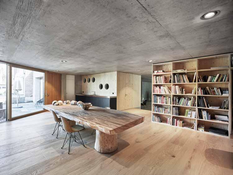 Расширение Grieder-Swarovski / Andreas Fuhrimann Gabrielle Hächler Architekten © Валентин Джек