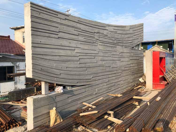 бетонная стена шаблон
