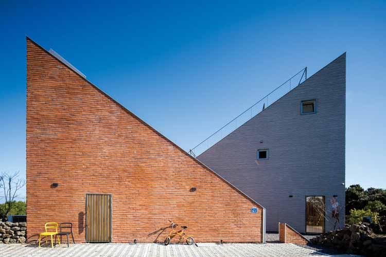 Дом Лестницы / Формирующие Архитекторы, © Youngsung Koh