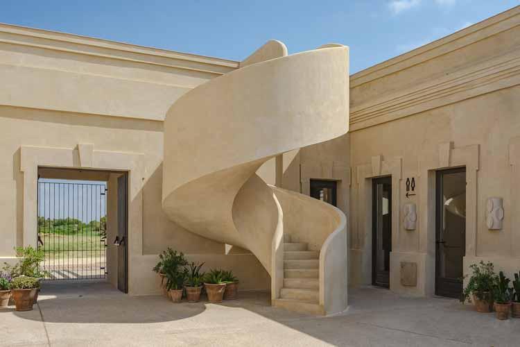 Ресторан Cuartel del Mar / More & Co, © Антонио Андраде