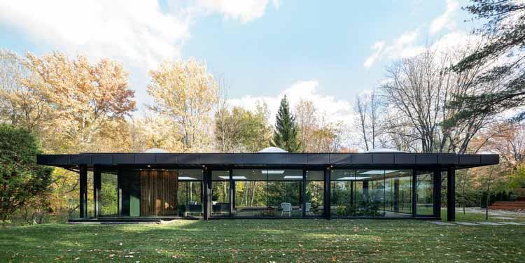 Павильон А / Maurice Martel Architecte, © Адриен Уильямс и Рафаэль Тибодо