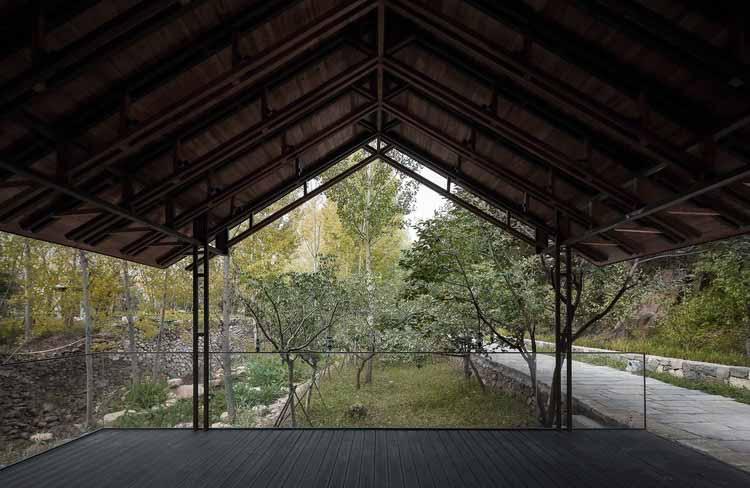Строительство и окружающая среда. Изображение © Сяовэнь Цзинь