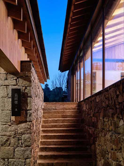 гостевая B. Изображение © ZY Architectural Photography