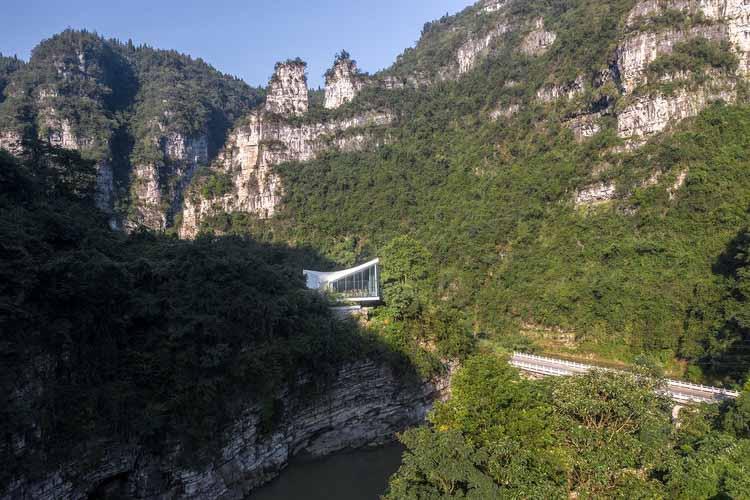 Вид на реку. Изображение © arch-inbetween