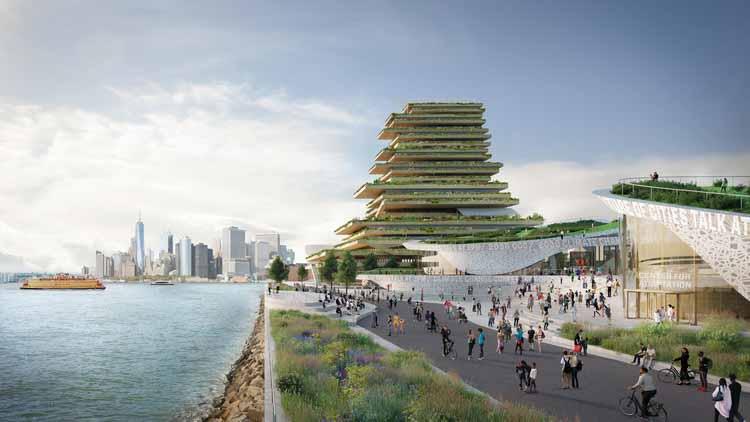 © WXY архитектура + городской дизайн / bloomimages