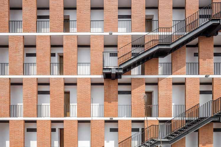 Дом Эмилиано Сапата / HGR Arquitectos. Изображение © Диана Арнау
