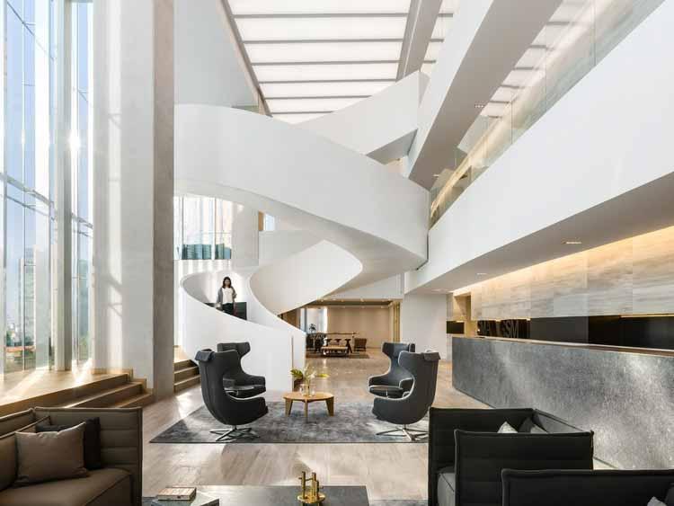 Офисы SMA-GSM / Sordo Madaleno Arquitectos. Изображение © Рафаэль Гамо