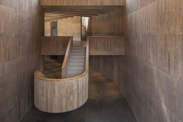 Культурный центр Теотитлан-дель-Валле / PRODUCTORA. Изображение © LGM Studio - Луис Галлардо