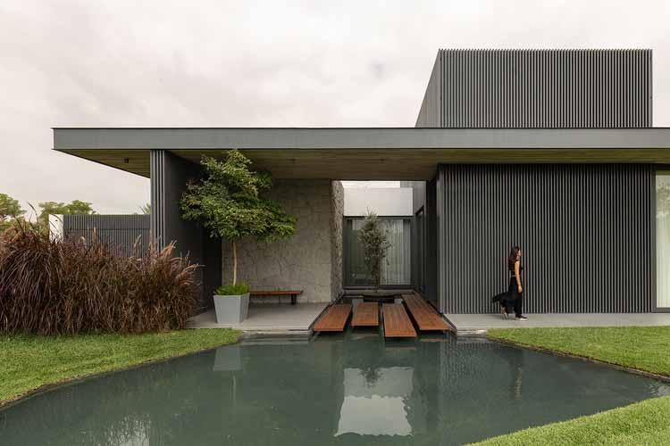 Дом 6M / Jannina Cabal, © JAG Studio