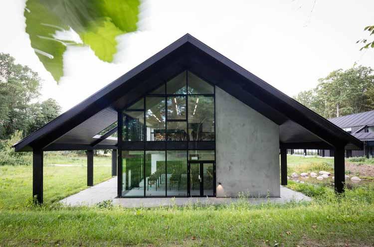Дом охоты / Arkitema Architects, © Niels Nygaard