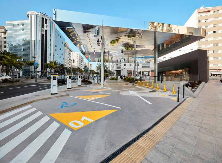 Электрическая станция La Salle / Romera y Ruiz Arquitectos, © Iombi García