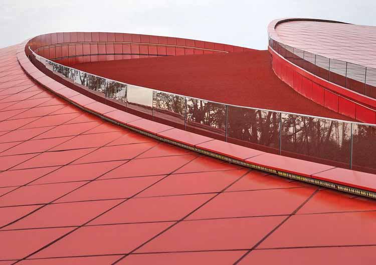 © Джонатан Лейонхуфвуд Архитектурная фотография