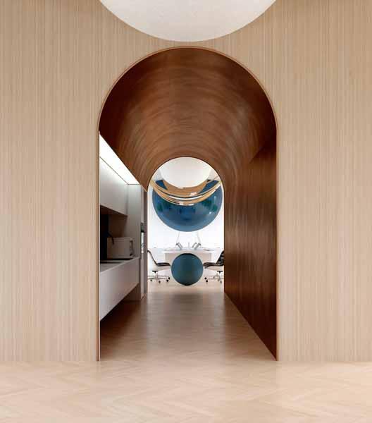 Офис VIP Mercury Studio на Пхукете / Songhuan Wu. Изображение предоставлено A 'Design Awards