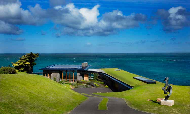Дом Logie Point / Guz Architects, © Patrick Bingham-Hall