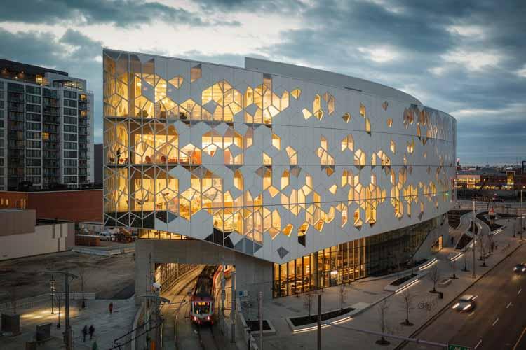 Снёхетта получает национальную премию Купера Хьюитта в области дизайна, любезно предоставлено Snøhetta