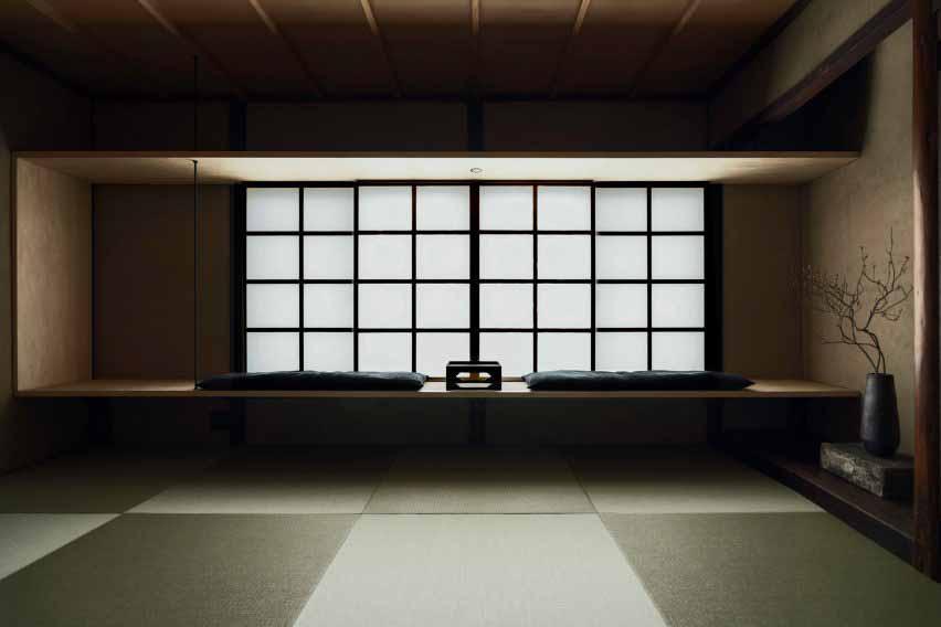 Комната в гостевом доме Маана Камо, автор - Уоя Сигенори
