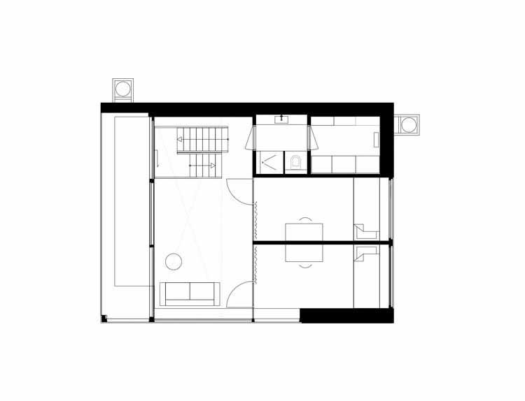 План этажа 1 этажа