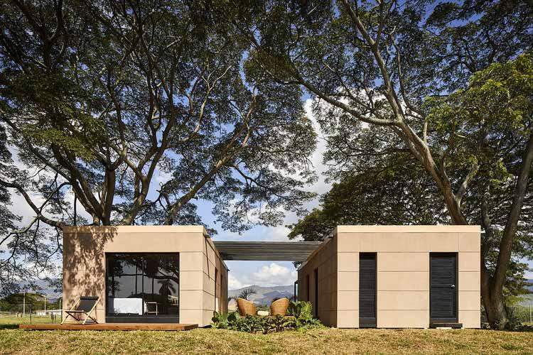 Дом Mon Paradis / Colectivo Creativo Arquitectos, © Andrés Valbuena