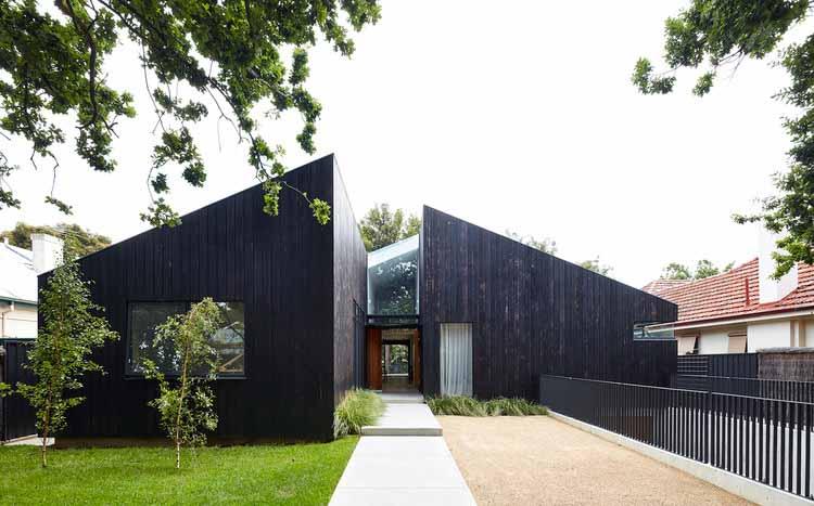 Cedar House / Студия дизайна JPE, © Сэм Нунан