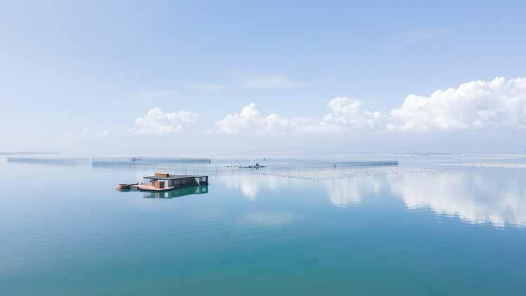 Плавающий отель Hi Sea / Balance Design, © Zhi Xia