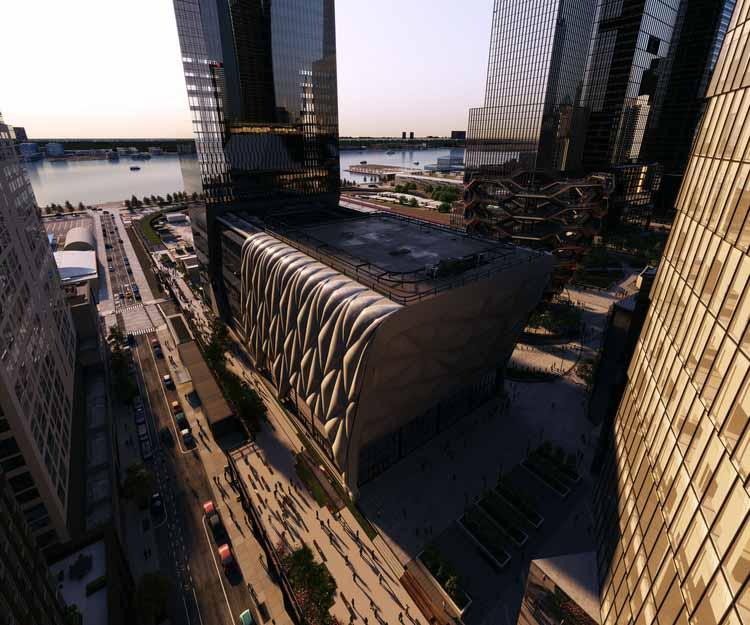 Представляем новые технологии визуализации архитектуры в реальном времени для удаленной совместной работы, Neoscape NYC / Chaos Vantage. Изображение предоставлено Chaos Group