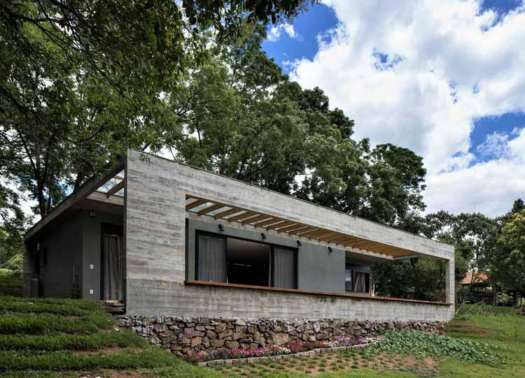 Дом Сан-Педро / Íntegra Studio Arquitetura, © Марсело Донадусси