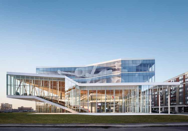Современный Монреаль: город дизайна Канады, © Стефан Бруггер