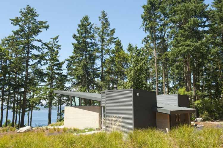 Предоставлено Stuart Silk Architects