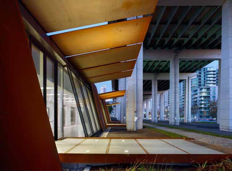 Предоставлено Kearns Mancini Architects, Patkau Architects