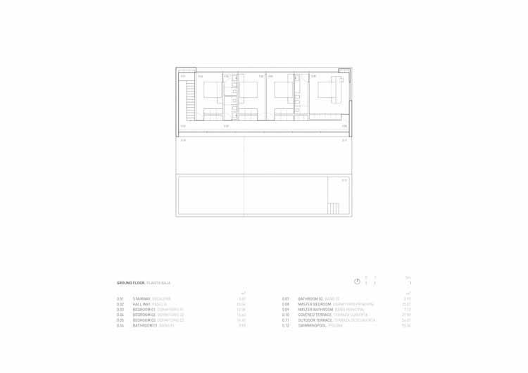 План - План первого этажа