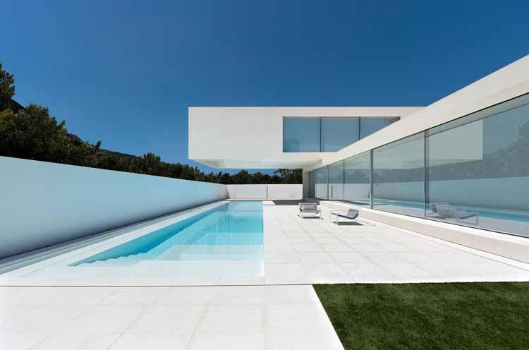 Дом песка / Fran Silvestre Arquitectos, © Diego Opazo