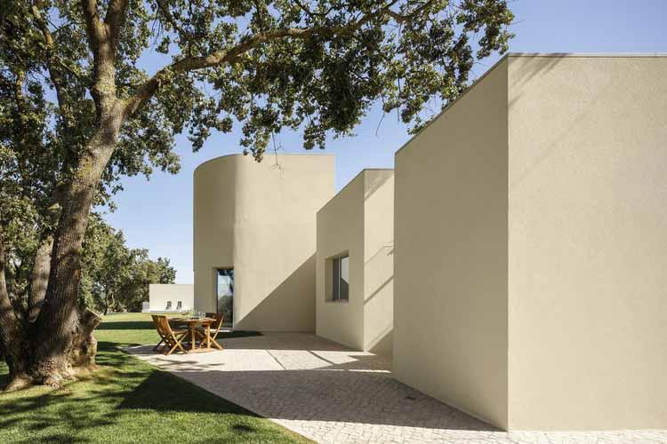 Дом в Сантарене / dp Arquitectos, © Ivo Tavares Studio