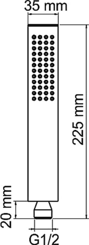 Смеситель WasserKRAFT Sauer 7101