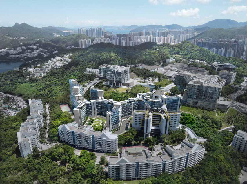 Zaha Hadid Architects представляет студенческое общежитие в HKUST