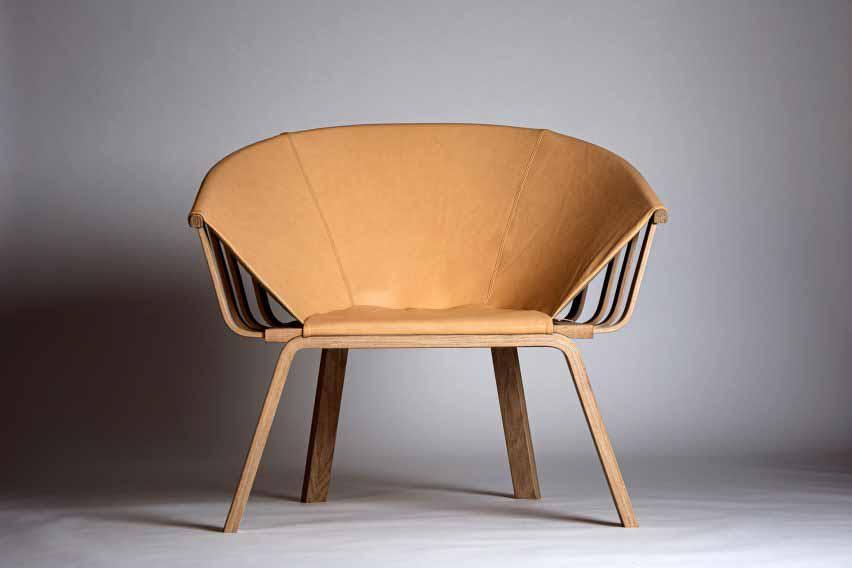 Мягкое кресло Мика Линдблад