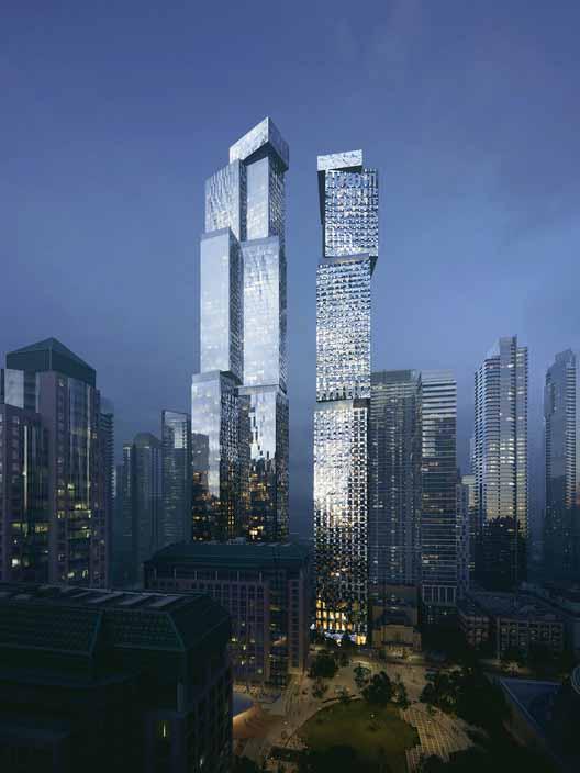 Предоставлено Gehry Partners, LLP.
